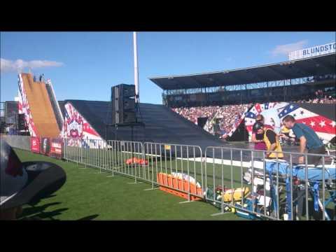 Nitro Circus Live in Hobart, Blundstone Arena
