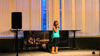 Our Song (Taylor Swift) sung by Carissa Ferguson
