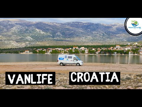 ADVENTURE VANLIFE CROATIA | Driving around the world in our campervan