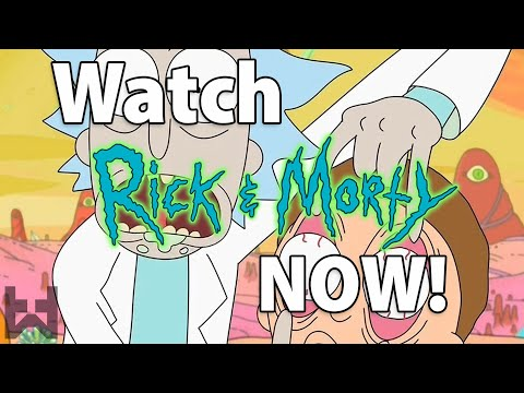 Watch Latest Rick And Morty Season 4 In Australia, UK Or Worldwide!