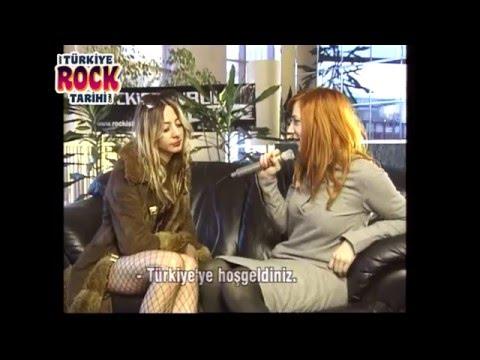 Aylin Aslım'ın Katie Jane Garside ile röportajı