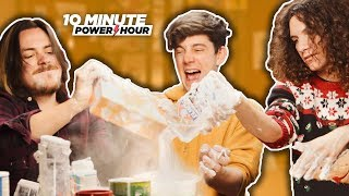 Making SLIME (ft. CrankGameplays) - Ten Minute Power Hour