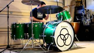 Led Zeppelin - Misty Mountain Hop (Studio) (Multi-Cam Drum Cover) w/o Music