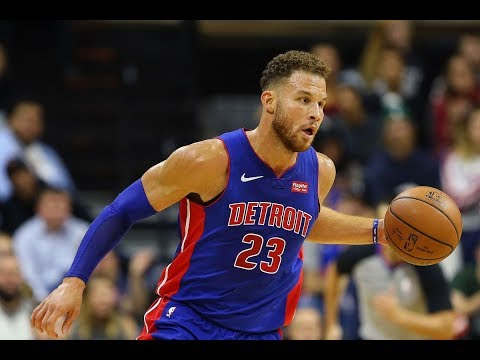 Brooklyn Nets vs Detroit Pistons - Full Game Highlights | October 17, 2018 - NBA Season 2018- 2019