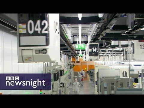 £24 billion takeover bid for technology firm ARM - BBC Newsnight