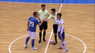 FUTSAL DINAMO vs USPINJAČA GIMKA 1:2 (prva utakmica, doigravanje, 1. HMNL 18/19)