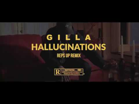 Gilla - Hallucinations Official Music Video