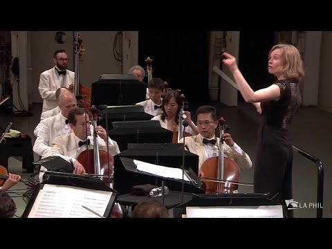 Mirga Gražinytė-Tyla on Conducting the Los Angeles Philharmonic