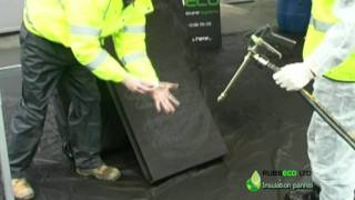 Rubbeco Insulation panel.mp4