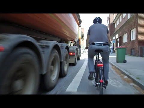 Fahrradwege: Wie Können Radfahrer Gefahrlos Radeln | Panorama 3 | NDR