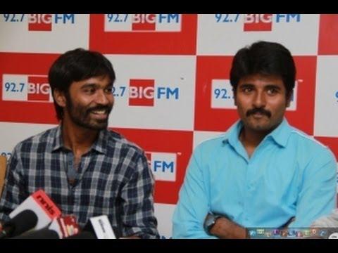 Ethir Neechal Audio Launch | Sivakarthikeyan - Anirudh - Dhanush | Latest Tamil Movie