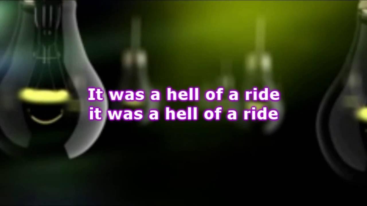 Canaan Smith -  Bronco (Lyrics)