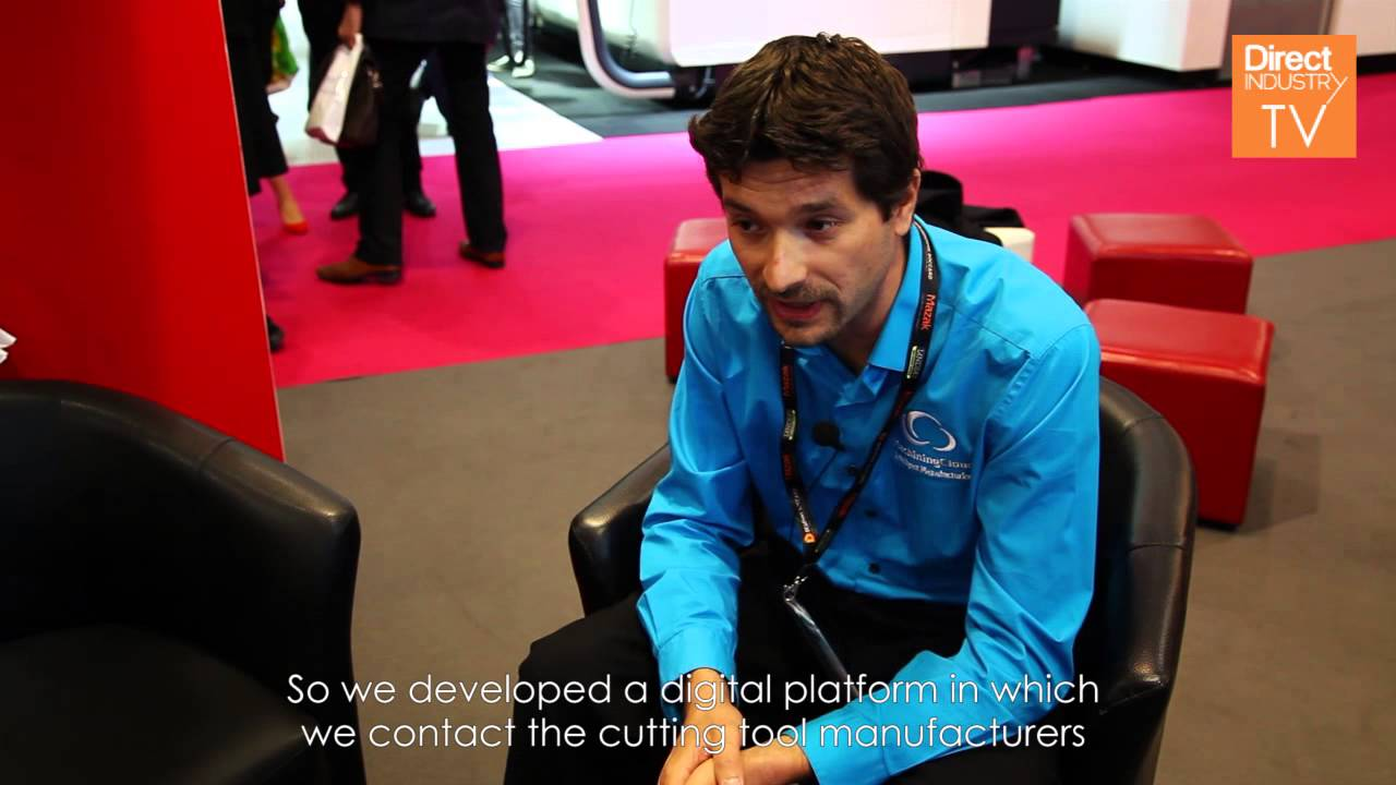 Industrie Lyon 2015: Interview with Machining Cloud