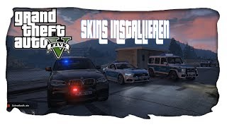 Gta V SKINS INSTALLIEREN TUTORIAL GERMAN [FullHD/60fps]
