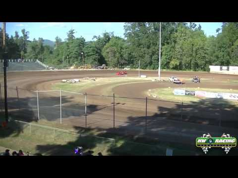 7 16 16 Late Models Qualifying Cottage Grove Speedway