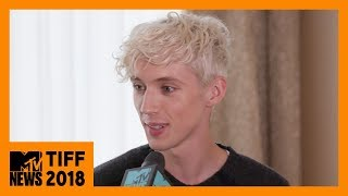 Troye Sivan on 'Boy Erased', His Album 'Bloom' & More | TIFF 2018 | MTV News