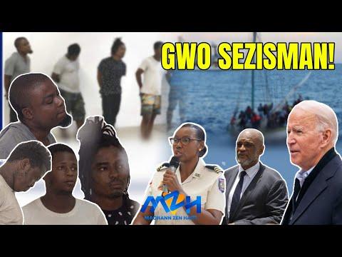 DCPJ KENBE YON POLISYE NAN KIDNAPIN A 4 LÒT GWO KOURE, NEG YO DEPALE! - BAHAMAS DEPOTE ANPIL AYISYEN