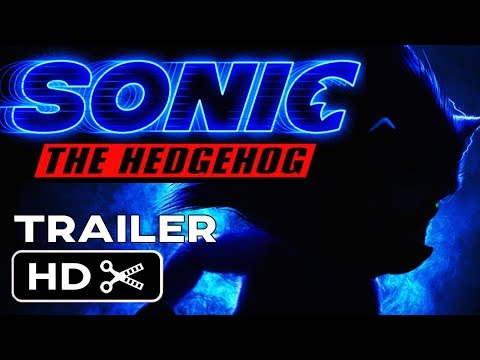 Sonic The Hedgehog Movie Coming In 2018 Mixes Live Action And