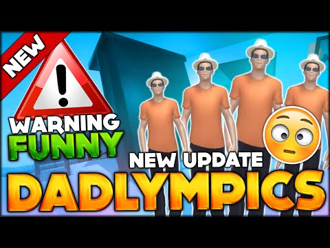 BRAND NEW ACTUALLY FUNNY UPDATE - THE GREAT DADLYMPICS  WHO'S YOUR DADDY FUNNY MOMENTS #58