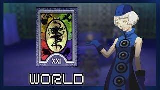 Persona 3 FES - Max Social Link - World Arcana (Elizabeth)