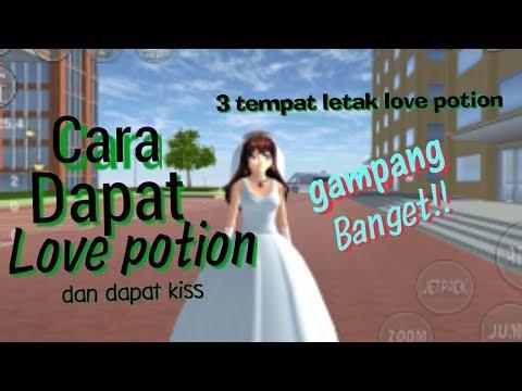 Cara dapet LOVE POTION di game : sakura school simulator      gampang banget