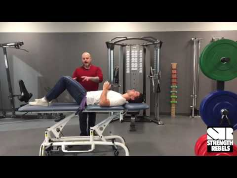 Strength Rebels: strength principles in acute care physical therapy