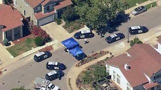 San Jose Neighborhood Closed Off As Police Investigate Homicide