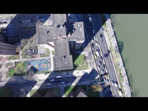 East Harlem Aerial