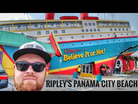 Ripleys Museum in Panama City Beach