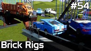 Brick Rigs PL [#54] RATUJEMY Most i POJAZDY /z Plaga