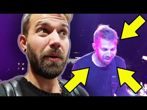 I CHOKED ON STAGE! (So embarrassing!)