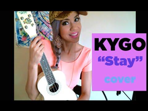 Kygo Stay | Ukulele Cover | Dara Dollstar