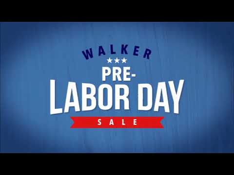 Pre labor day sale at walker furniture sofa 499 youtube for Labor day couch sale