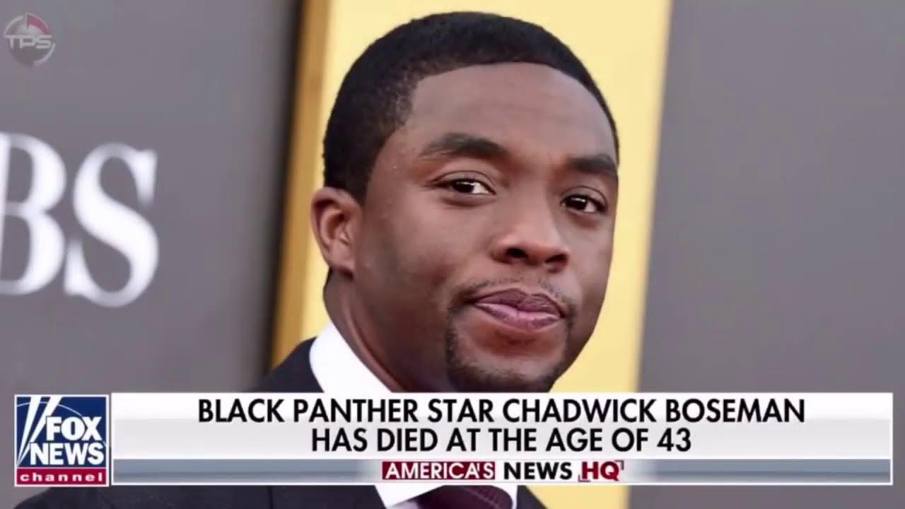 Download Celebrities Emotional Reaction to Chadwick Boseman death 💔