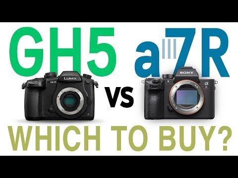 GH5 vs Sony a7R III: Video Comparison