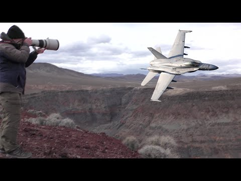 DEATH VALLEY TOP GUNS 4K