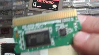 metroid classic nes series
