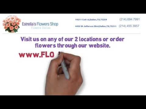 Dallas florist - Best florist in Dallas TX