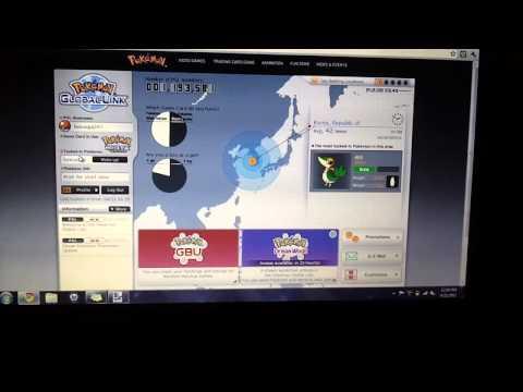 How To Register For Pokemon Global Link