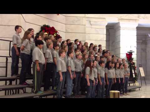 Lake Hamilton Intermediate School 5th grade Choir. 12/9/14