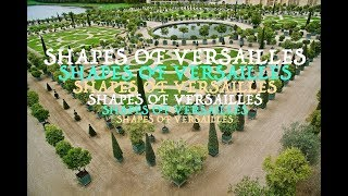 SHAPES OF VERSAILLES (cityscape & timelapses)