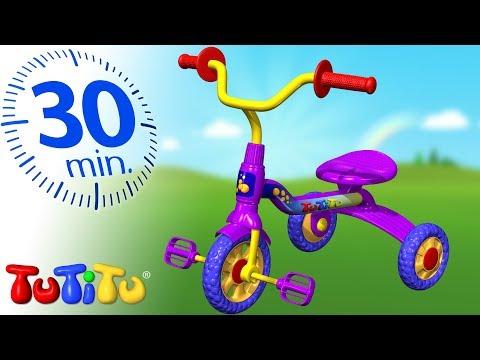 TuTiTu Specials   Tricycle   Outdoor Activities   30 Minutes Special