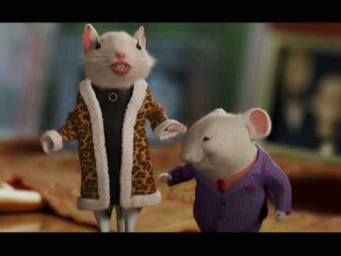 Stuart Little 2 (2002) - I'll Miss You Scene (10/10 ... |Stuart Little Mom Hair