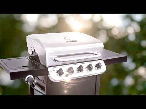 Char-Broil Performance 5 Burner Gas Grill