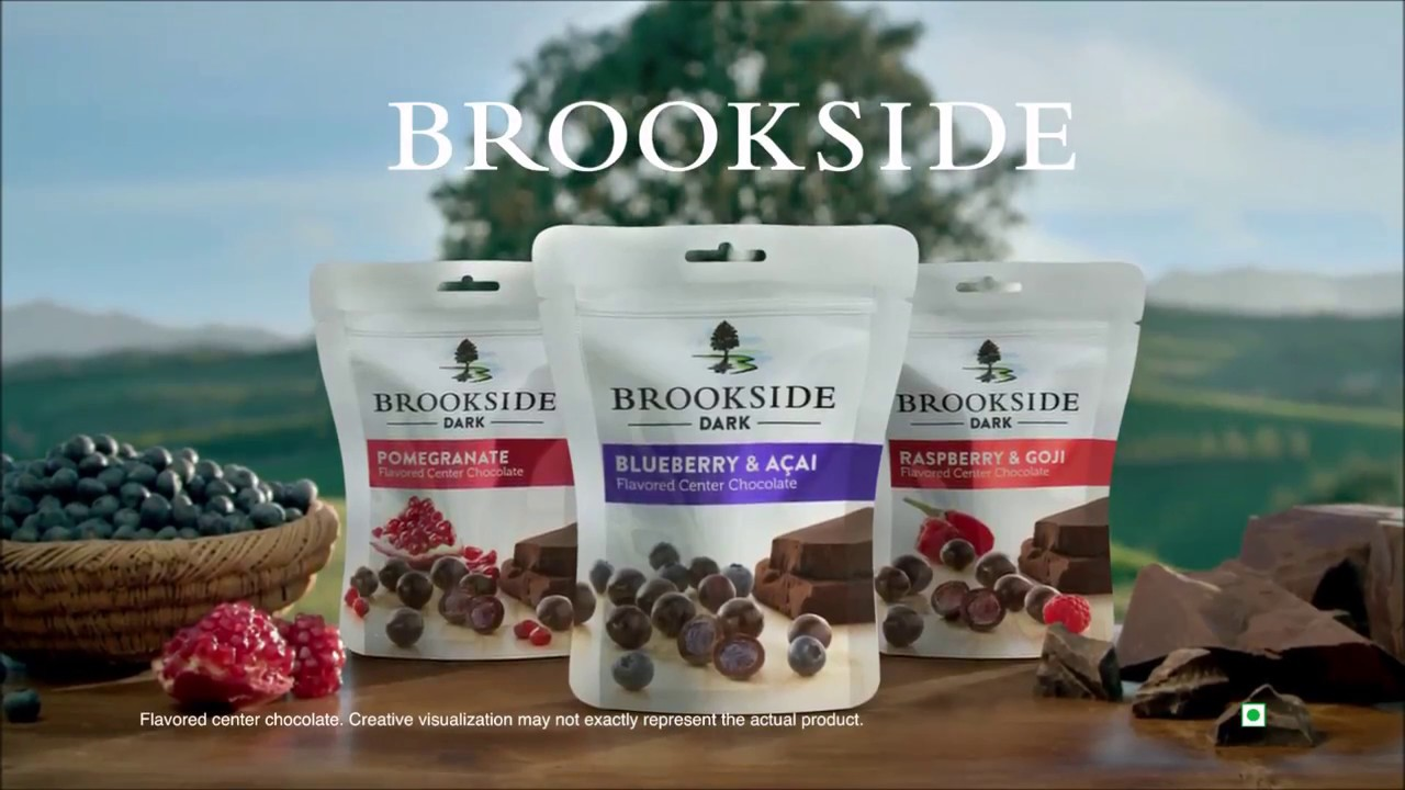 'Tis the Season to be Ballsy. You won't find these flavors in a fruit cake. Pair the rich chocolate and bright fruit combinations of BROOKSIDE Chocolate with your favorite wine this holiday season.