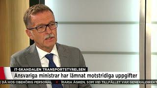 """""""Graverande att regeringen inte stoppat det tidigare"""" - Nyheterna (TV4)"""