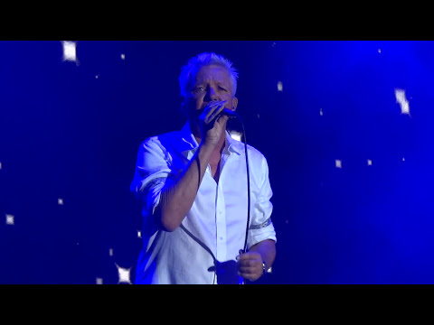 NO PROMISES - ICEHOUSE LIVE AT THE WEEKEND IN THE BOTANIC GARDENS  MELBOURNE 12/3/17