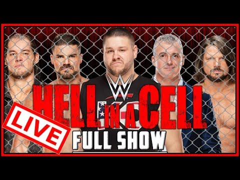 WWE Hell In A Cell 2017 Live Full Show October 8th 2017 Live Reactions