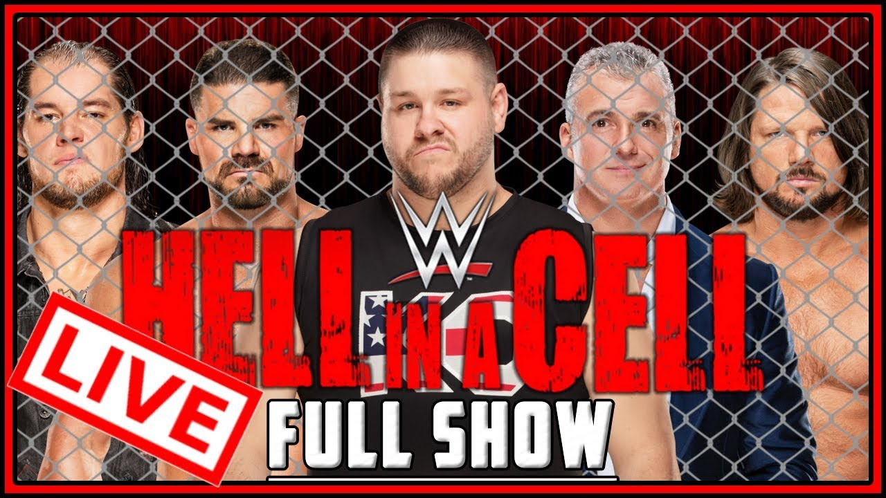 wwe hell in a cell 2017 full show free download