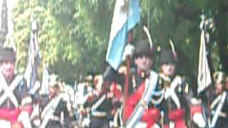 Tradiciones Argentinas: Regimiento de Granaderos a Caballo, Marcha San Lorenzo